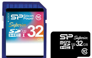 Silicon Power and Kingston Announce Their SDHC/SDXC UHS-I Cards