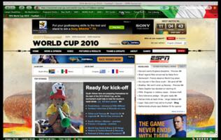 The World Cup Comes to Firefox!
