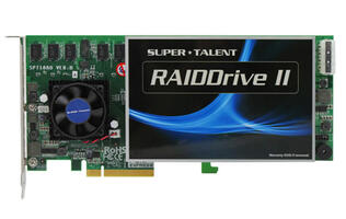 Super Talent Announces New RAIDDrive II Plus PCIe SSDs