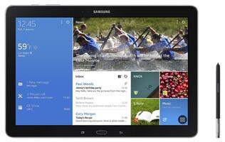 Samsung Galaxy Note Pro (12.2-Inch Display) Available in Singapore from February 22