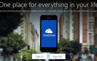 OneDrive Launches Worldwide; 100,000 Users to Get 100GB Free for a Year