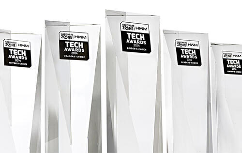 78 Brands and Products Recognized at HWM+HardwareZone.com Tech Awards 2014
