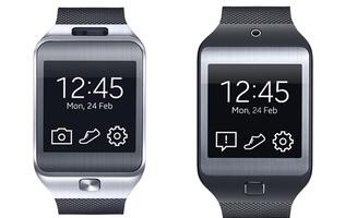 Samsung Unveils Tizen-Powered Gear 2 and Gear 2 Neo Smart Watches