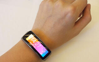 Hands-on: Samsung Gear Fit