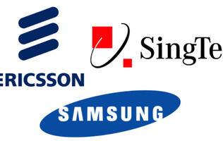 SingTel Partners Ericsson & Samsung to Launch VoLTE in Singapore