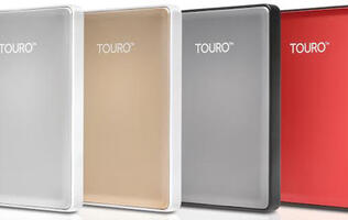 HGST Debuts Touro S Mobile External Hard Drives at the IT Show