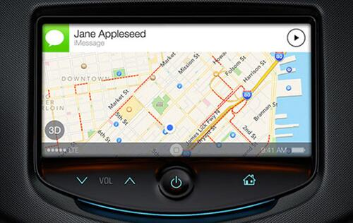 """iOS in the Car"" to Debut Next Week with Ferrari, Mercedes-Benz and More (Updated)"