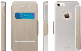 Moshi Introduces SenseCover for iPhone 5/5S