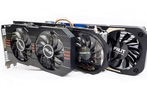NVIDIA GeForce GTX 750 Ti Custom Card Shootout