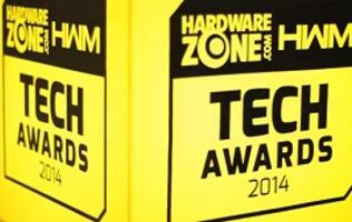 The HWM+HardwareZone.com Tech Awards 2014 Event Highlights