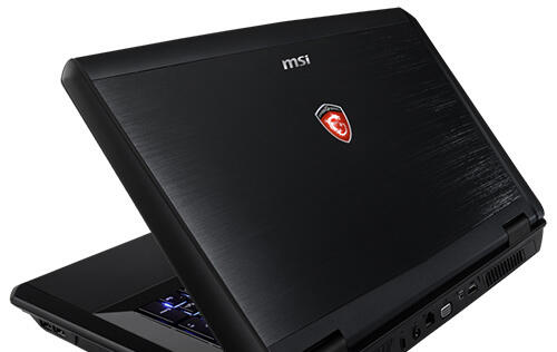 MSI Introduces Gaming Laptops Featuring NVIDIA's GTX 800M Series Graphics