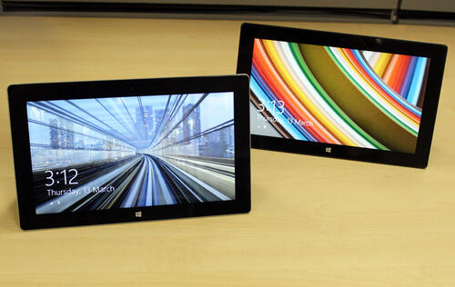 Microsoft Surface 2 Tablet - Leaner and Meaner