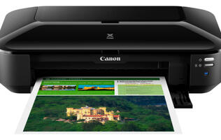 Canon Introduces the Wireless Pixma iX6870 A3+-sized Document Inkjet Printer for Your Office