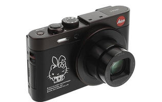 You Won't Believe What Hello Kitty and Playboy are Doing with a Leica