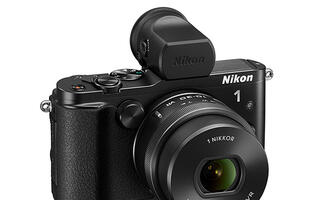 Here Comes the New Nikon 1 V3 with Faster Shooting Speeds, Plus Two New Lenses for Nikon 1