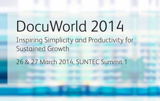 Fuji Xerox DocuWorld Conference to Commence on 26 March