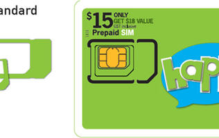 StarHub First to Offer TriSIM Card