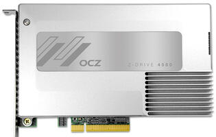 OCZ Launches Z-Drive 4500 PCIe SSD Series with WXL Software