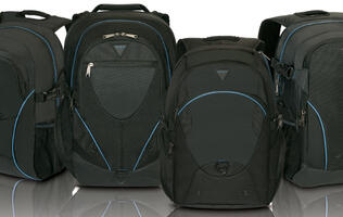 Travel Safe with Targus CityLite II Backpacks