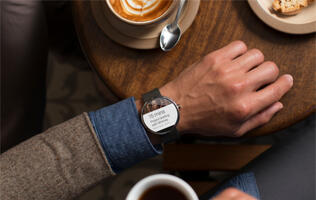 Motorola Flaunts Moto 360, an Android Wear-Powered Watch