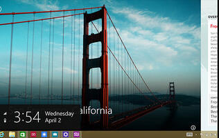 Windows 8.1 Update: Bridging the Touch and Desktop Gap
