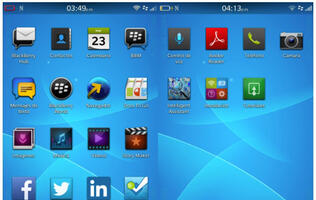 Leaked: Features in BlackBerry OS 10.3