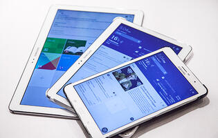 "Samsung Announces Local Availability of Galaxy Tab Pro 10.1"" and 8.4"" Tablets"