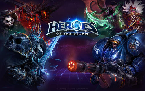 Hands-on: Heroes of the Storm