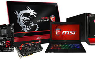 MSI's Latest Gaming Product Lineup to Feature XSplit Gamecaster