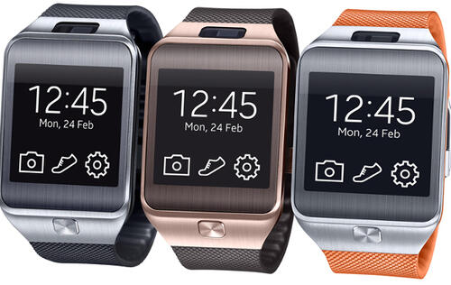 Samsung Rolls Out Wearable Devices in Singapore
