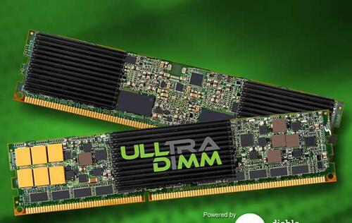 "SanDisk's ULLtraDIMM SSD Could be ""Game-changing"""