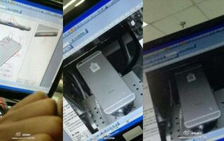 Images of Alleged Apple iPhone 6 Prototype from Foxconn Leaked
