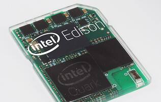 Quark Takes a Backseat as First Intel Edison Products will be Powered by Atom SoCs