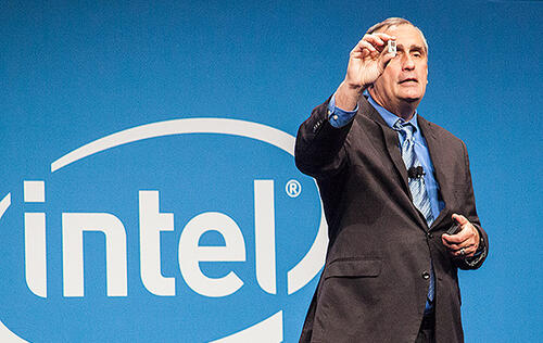 Intel to Focus on the Internet of Things