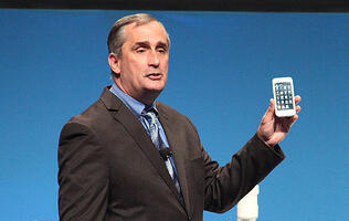 Intel Demonstrates Its Integrated Mobile SoC Codenamed SoFIA