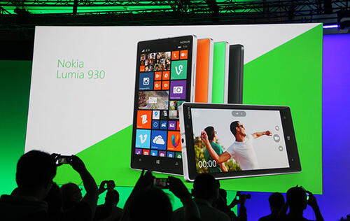 Nokia Announces Windows Phone 8.1-running Lumia 930, Lumia 635 & Lumia 630 (Updated with Hands-on Photos)