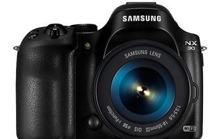 Samsung NX30 Review - A Big Step in the Right Direction