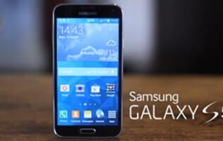 First Looks: Samsung Galaxy S5