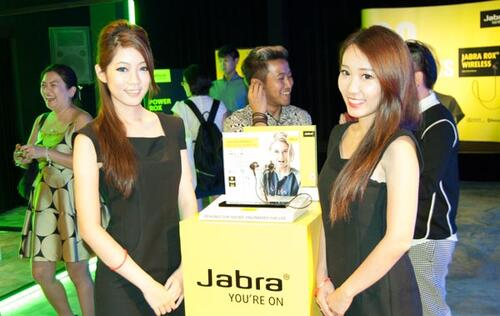 Jabra Releases Jabra Rox Headset with Dolby Digital Sound