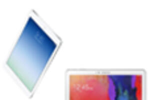 Shootout: Apple iPad Air vs. Microsoft Surface 2 vs. Samsung Galaxy Tab Pro 10.1