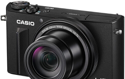 Casio Announces High-End Compact Camera, the Exilim EX-100