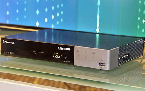StarHub's Newest HD Interactive Set-top Box is Fast, Easy to Use & Built for the Future