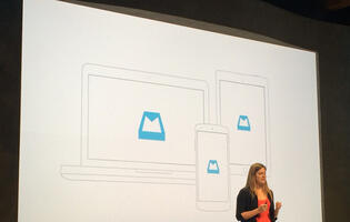 Dropbox bringing Mailbox to Mac, announces launch of new Carousel photo app.