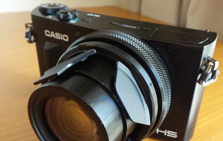 First Looks: Casio Exilim EX-100 Premium Compact Camera