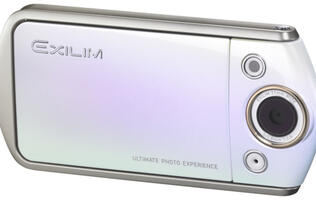 Casio Exilim EX-TR35 Aims to Help You Capture Perfect Selfies