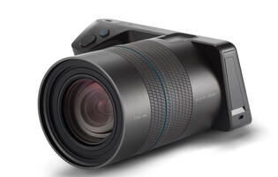 Lytro Announces their New Light-Field Camera, the Illum.
