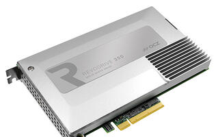 OCZ Launches RevoDrive 350 PCIe SSD, Offers Up to 1.8GB/s Speeds