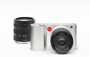 Leica Enters the Mirrorless Camera Fray with the Leica T-System