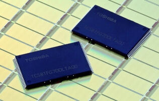 Toshiba and SanDisk Begin Mass Production of 15nm NAND Chips