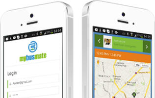 MyBusMate App Tracks Real-time School Bus Commutes